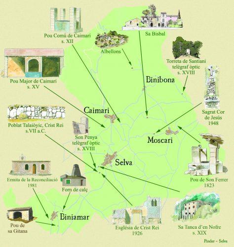 Mapa municipi